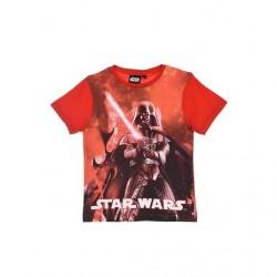 Triko s kr. rukávem Star wars - oranžovo-červené