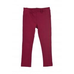 Dívčí kalhoty (Naf Naf) - bordó
