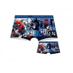 Boxerky Spider-man - modré