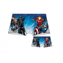 Boxerky Avengers - modré