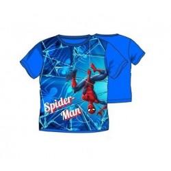 Triko s kr. rukávem Spider-man - modré