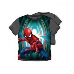 Triko s kr. rukávem Spider-man - šedé