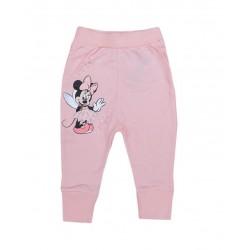 Tepláky Minnie Mouse - oranžovo-růžová