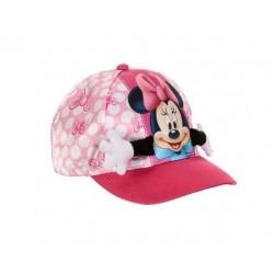 Kšiltovka se 3D Minnie Mouse postavičkou