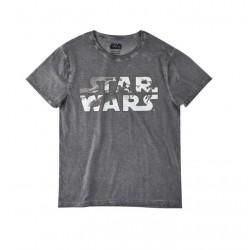 Pánské triko s kr. rukávem Star wars (nápis)