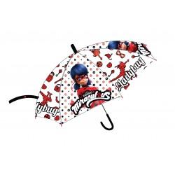 Průhledný deštník Kouzelná...