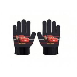 Prstové rukavice Auta - tmavě modré