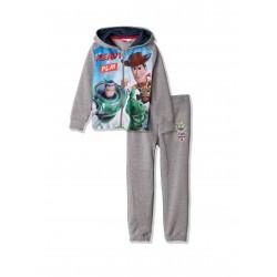 Tepláková souprava Toy Story: Příběh hraček - šedá