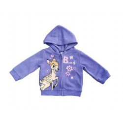 Mikina s kapucí Bambi