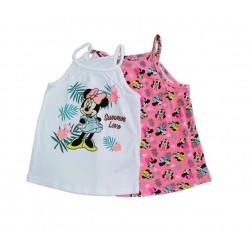 Letní tílko - sada 2ks Minnie Mouse