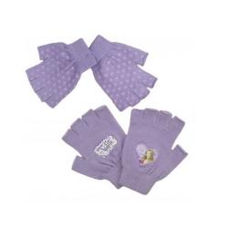 Rukavice Violetta - fialové