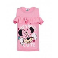 Triko Minnie Mouse - růžová