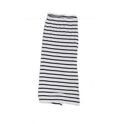 Dámská sukně - černo-bílá