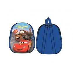 Plyšový batoh Auta - modrý
