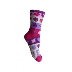 Teplé ABS ponožky Violetta...