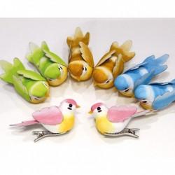 Ptáčci na sponě (2ks)