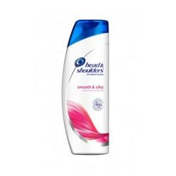 Šampon Head & shoulders - hedvábný a lesklý (200ml)