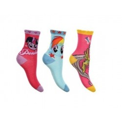 Ponožky My little pony (3pack)