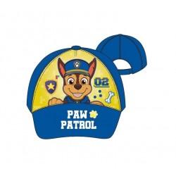 Kšiltovka Tlapková patrola - modro-žlutá (Chase)