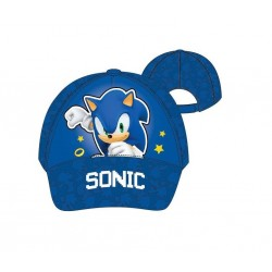 Kšiltovka Sonic - modrá