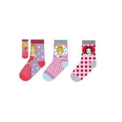 Ponožky Princezny (3pack)
