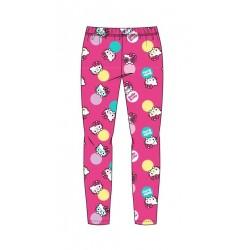 Legíny Hello Kitty - růžové
