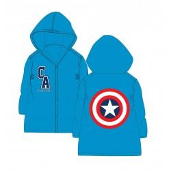 Pláštěnka Avengers (Kapitán Amerika) - modrá