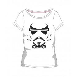Dámské triko Star wars - bílé