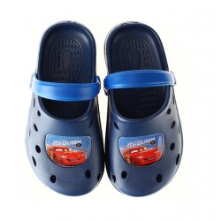 Crocsy Auta - tmavě modré