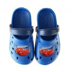 Crocsy Auta - světle modré