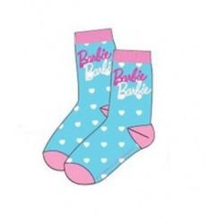 Ponožky Barbie - modré