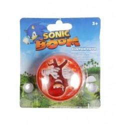 Svítící jo-jo Sonic - červená (Knuckles the Echidna)