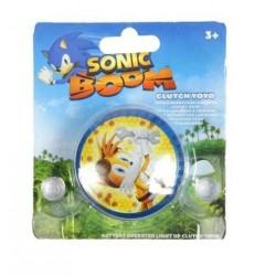"""Svítící jo-jo Sonic - žlutá (Miles """"Tails"""" Prower)"""