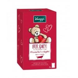 Kneipp - dětská sůl do koupele (sada 4x 60g)