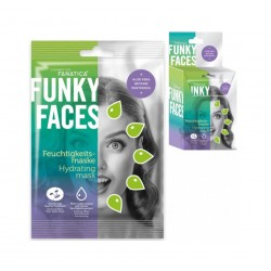 Maska na obličej - hydratační