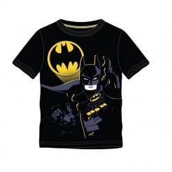 Triko s krátkým rukávem Lego Bat-man - černé