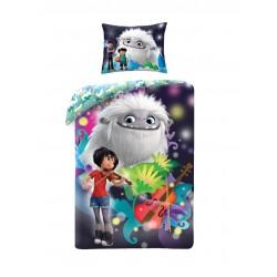 Povlečení na velkou postel Sněžný kluk