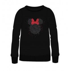 Svetr Minnie Mouse - černý