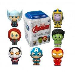 3D puzzle gumová postavička Avengers