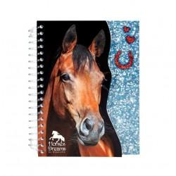 Bloček - motiv koně