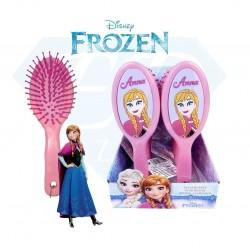 Kartáč na vlasy Ledové království - Anna
