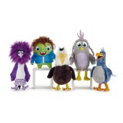 Plyšová hračka Angry birds 2 - Falešný orel (kostým)