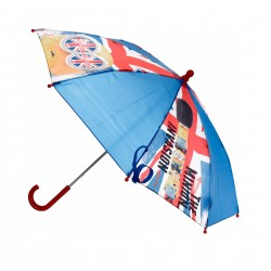 Deštník mimoni - světle modrý