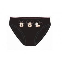 Dámské kalhotky Mickey Mouse - černé