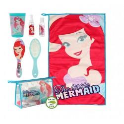 Cestovní kosmetická sada Ariel - malá mořská víla