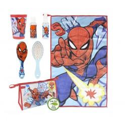 Cestovní kosmetická sada Spider-man