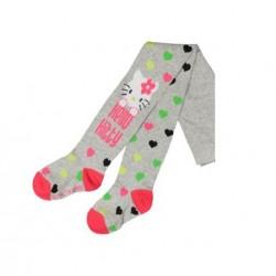 Punčochy Hello Kitty - šedé...
