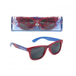 Sluneční brýle s pouzdrem Spider-man