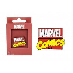 Kovový, zdobící připínací odznak Marvel comics