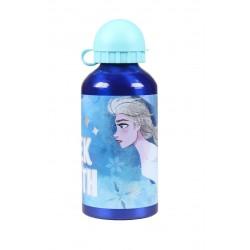 Kovová láhev na vodu Ledové království II - tmavě modrá